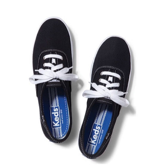 1245051b378 Keds Shoes - Keds Black Champion Oxford Shoe